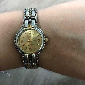 Michele quartz watch